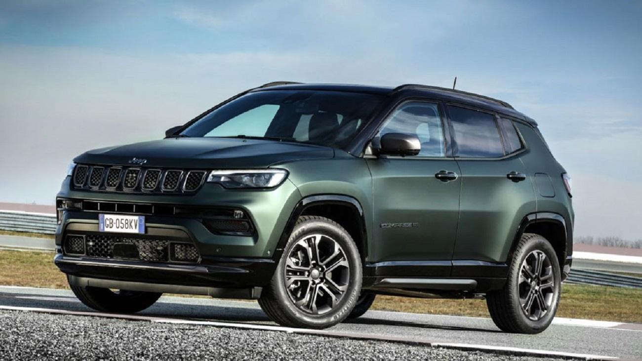 Jeep Compass 2022: quando arriverà in Brasile?