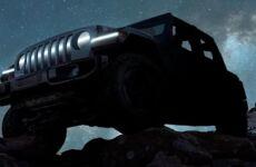 Jeep Wrangler BEV
