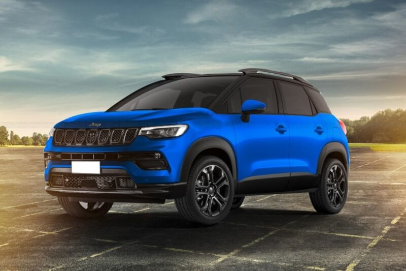 Jeep compact SUV