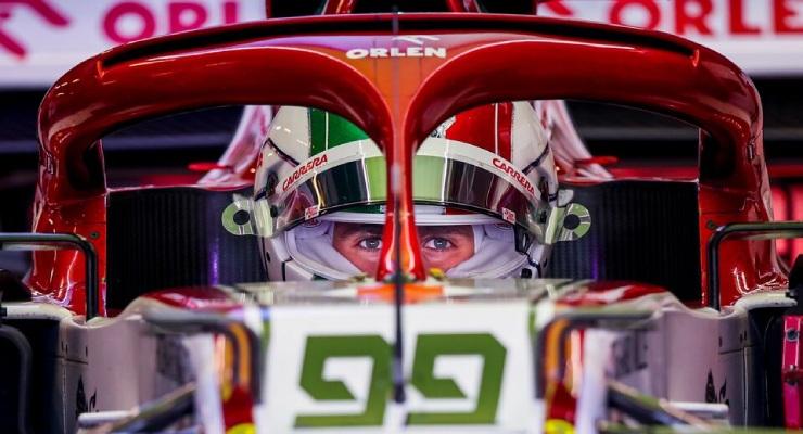 Antonio Giovinazzi: l'obiettivo è salire sul podio con l'Alfa Romeo