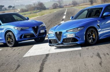 Alfa Romeo vendite