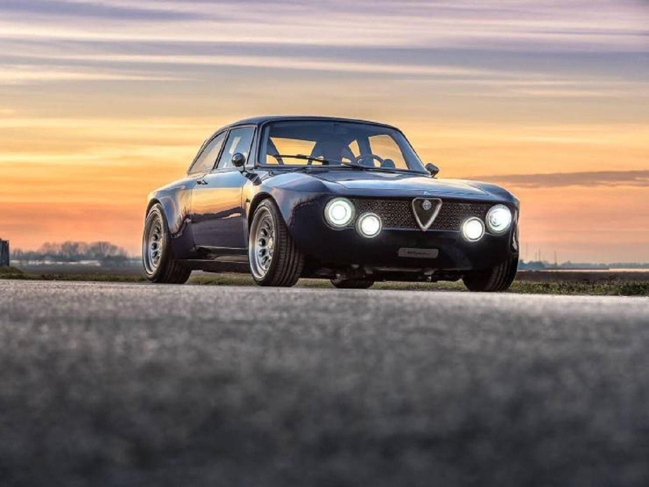 Alfa Giulia GT da 430 mila euro: interamente elettrica, prestazioni da supercar