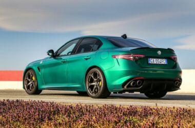 Recensione Alfa Romeo Giulia 2021