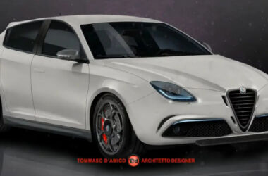 Alfa Romeo Giulietta: arrivano nuovi render sulla versione 2022