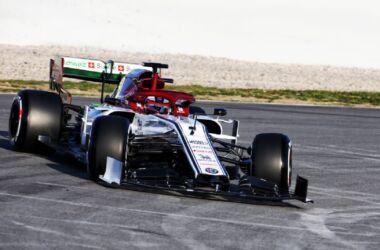 Alfa Romeo Racing ha percorso più chilometri di tutti, dopo Mercedes nel 2020