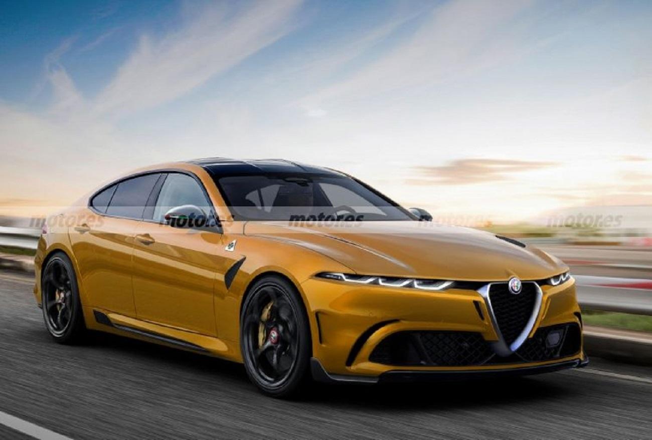 Alfa Romeo approderà nel segmento E dal 2025