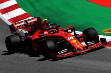Ferrari: tre giorni di test Pirelli a Jerez con la SF90 per Leclerc e Sainz