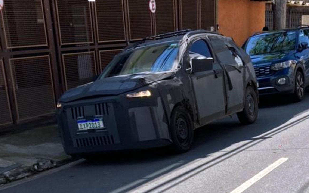 Fiat Argo: il SUV inizia a girare a San Polo, in Brasile