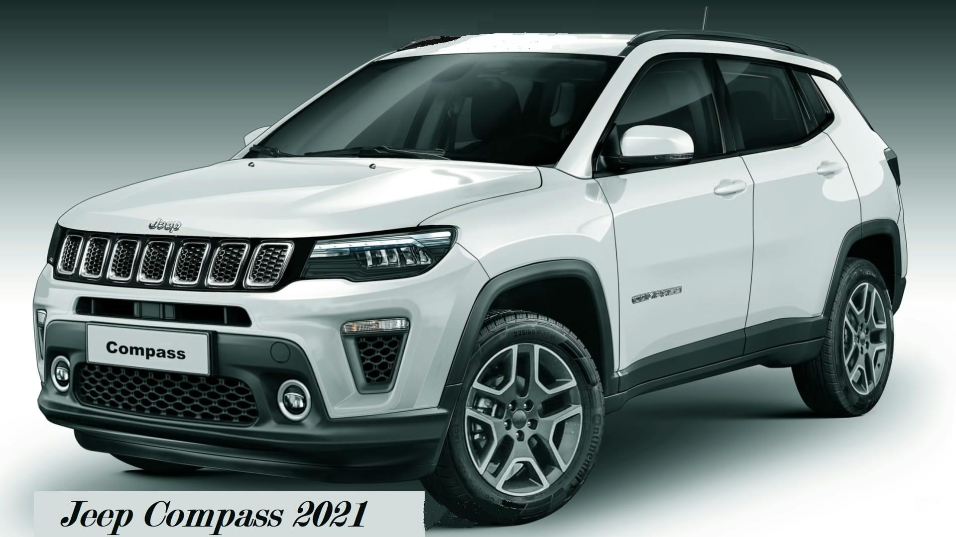 Jeep Compass 2021: quanto combustibile consuma?