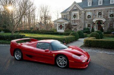 Sebastian Vettel vende le sue Ferrari, e sono ben 5