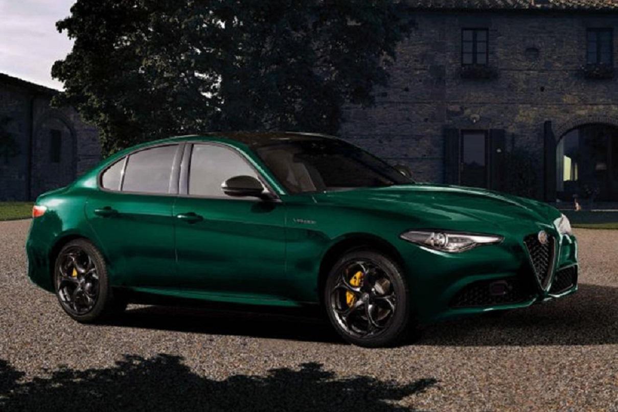 Alfa Romeo Giulia Visconti Edition