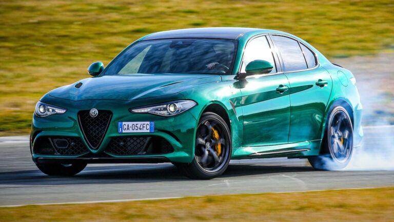 Alfa Romeo nomine
