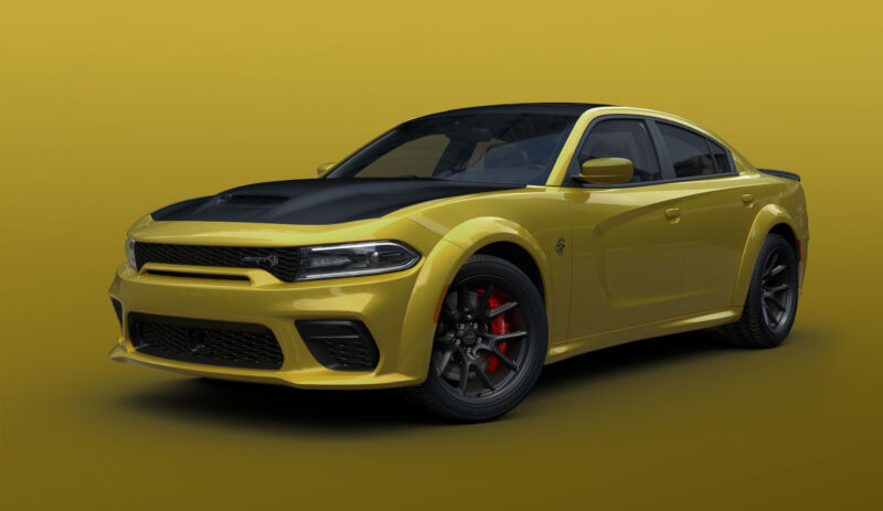 Dodge Gold Rush