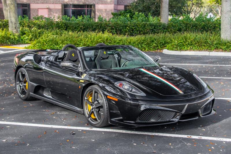 Ferrari 16M Scuderia Spider in vendita