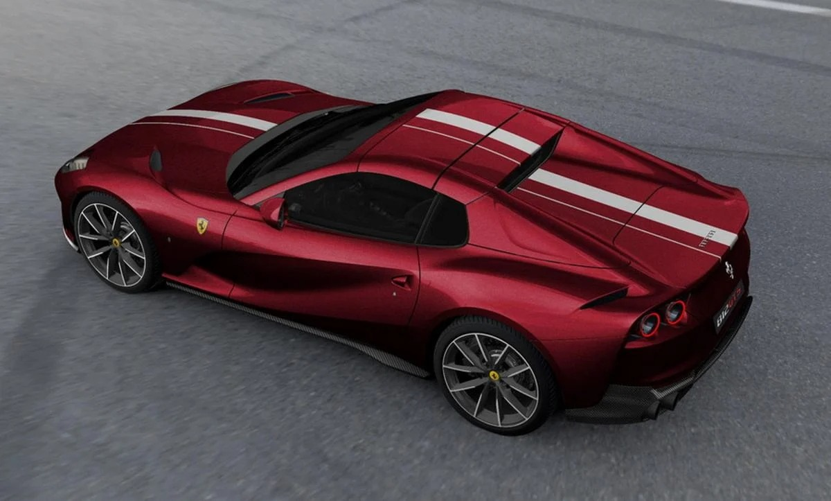 Ferrari 812 GTS Polonia