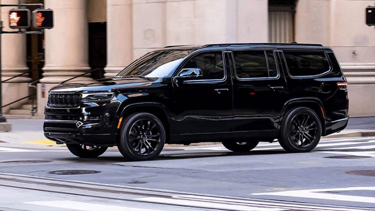 Jeep Grand Wagoneer Obsidian