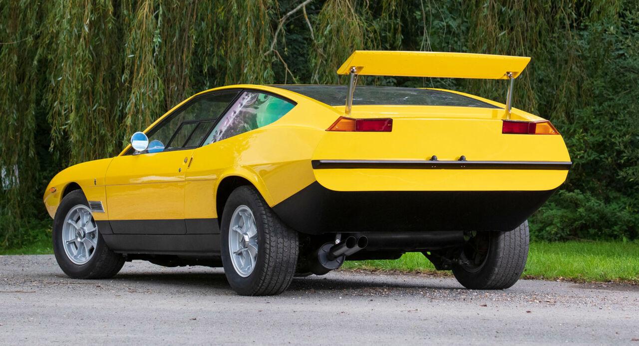 Lancia Fulvia 1600 HF Competizione del 1969