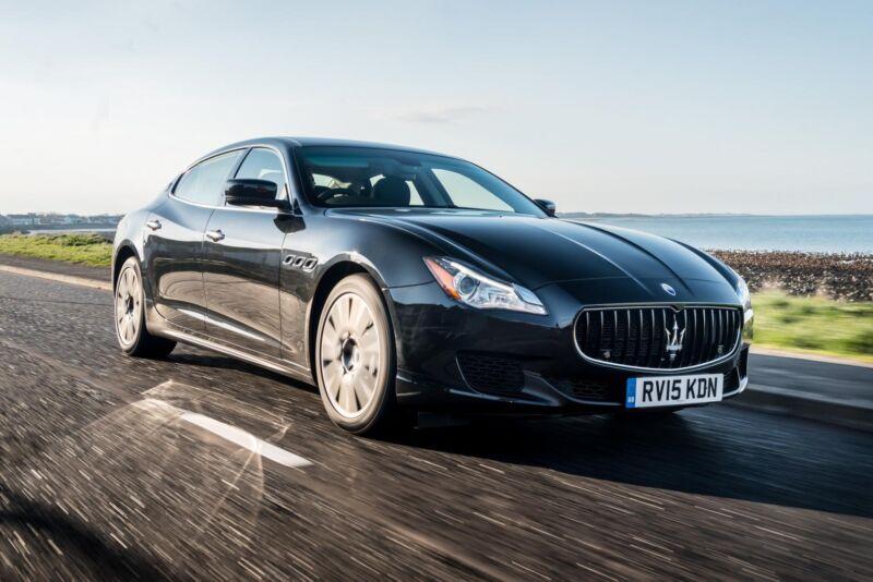 Maserati diesel