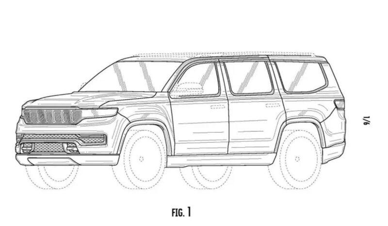 Nuova Jeep Grand Wagoneer