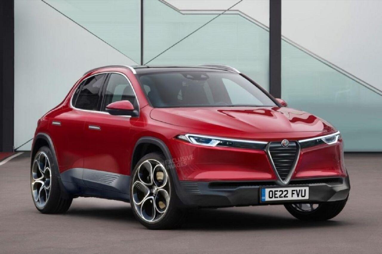 Alfa Romeo B-SUV potrebbe arrivare nel 2023