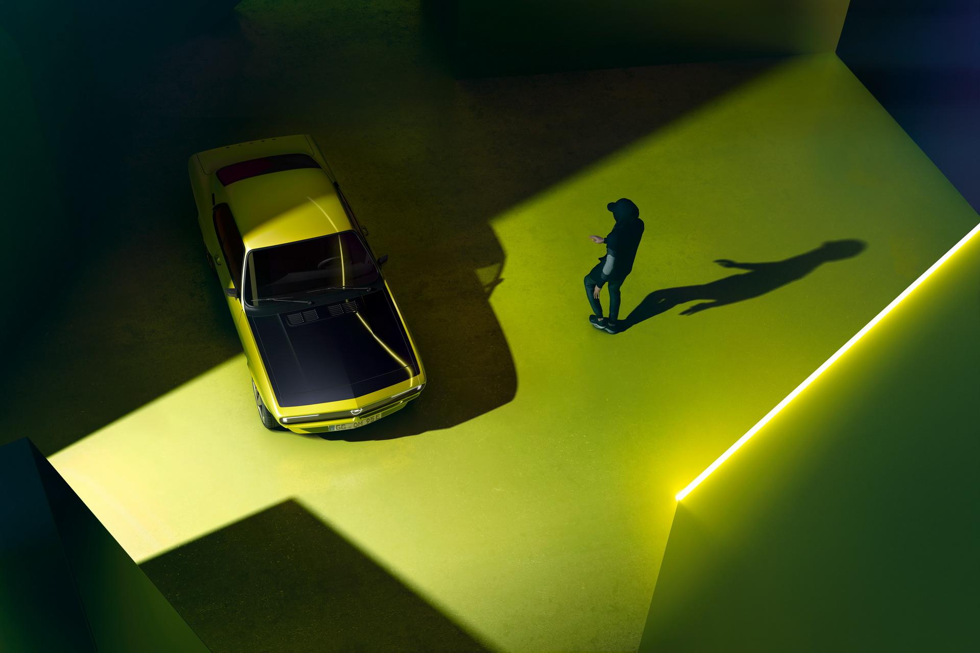 Opel Manta