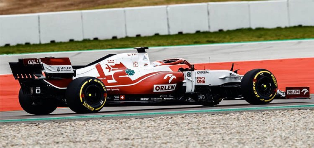 Alfa Romeo Racing: l'obiettivo per il 2021