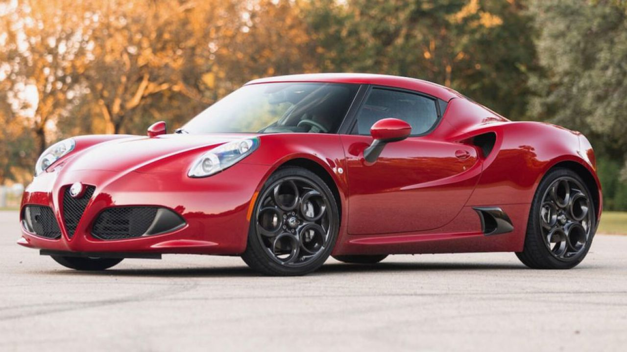 Alfa Romeo 4C: ecco perché è un acquisto intelligente