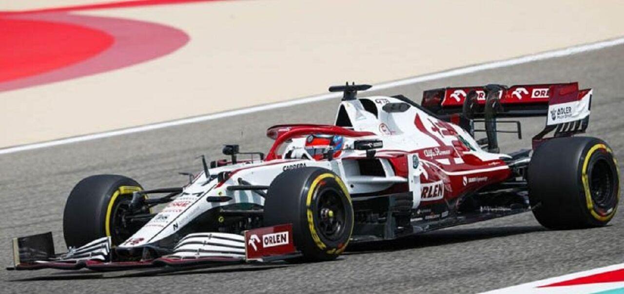 Alfa Romeo Racing: