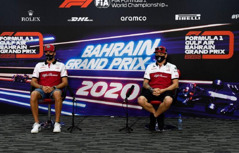 Alfa Romeo Racing già proiettata verso il 2022
