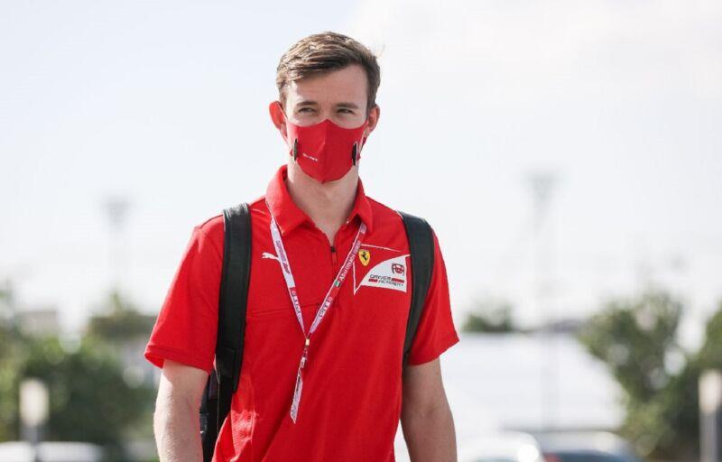 """Callum Ilott: il ruolo di test della Ferrari una """"sfida diversa"""""""