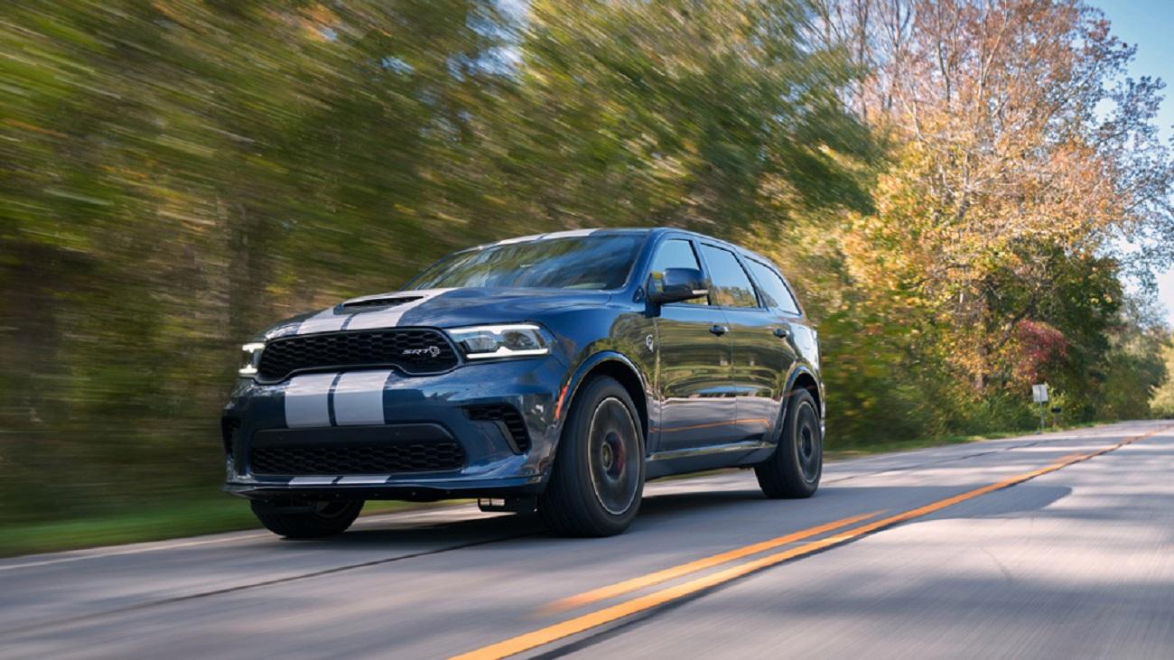 Dodge Durango SRT: trasportare la famiglia nel modo più veloce possibile