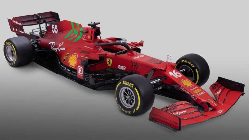 Ferrari SF21: presentata la nuova monoposto italiana da F1
