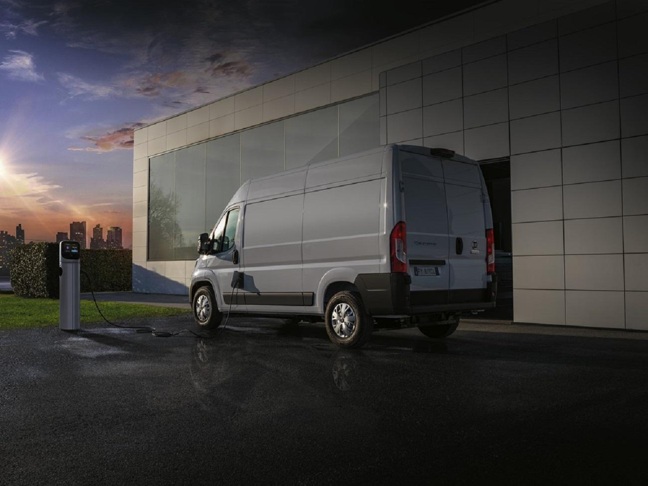 Fiat E-Ducato: al via agli ordini