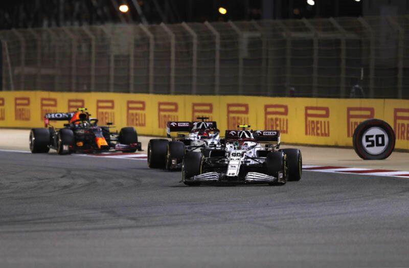 GP del Bahrain, Alfa Romeo Racing: intervista a Raikkonen e Giovinazzi