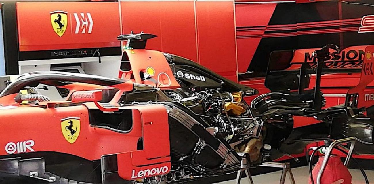 Haas: ci aspettiamo dei buoni passi in avanti dal motore Ferrari