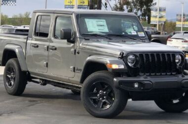 Jeep Gladiator California 2021 sta per arrivare nei concessionari