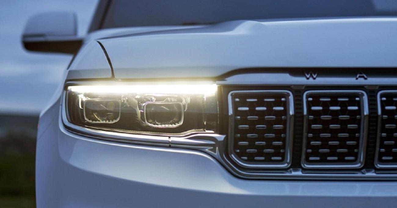 Jeep Grand Wagoneer: spuntano nuove immagini ufficiali della versione 2022