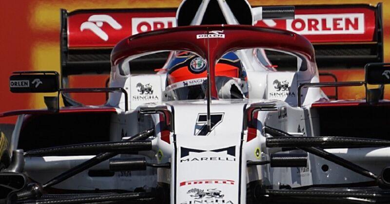 Kimi Raikkonen spiega il perché ha scelto il numero 7