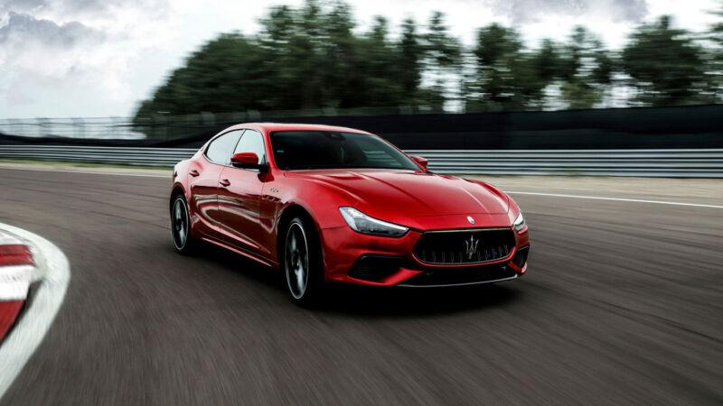 Maserati Ghibli Trofeo 2021: la recensione