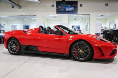 La Ferrari 430 16M Scuderia costerà più di una 812 Superfast