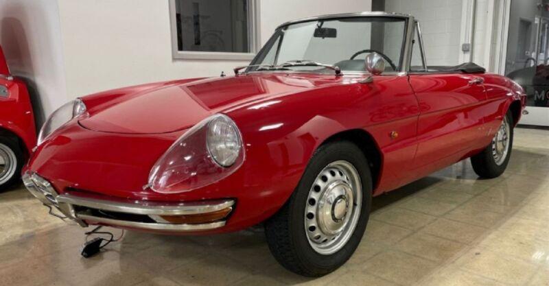 Alfa Romeo Spider Duetto 1967