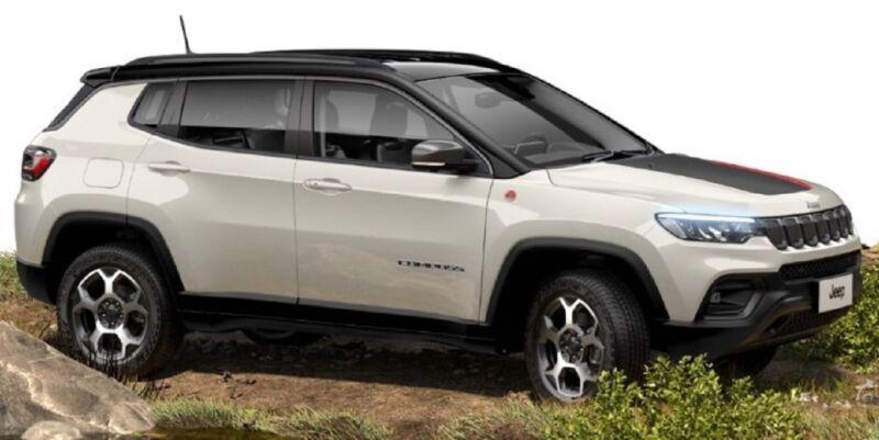 Jeep Compass 2022: presentata ufficialmente la gamma per il Brasile