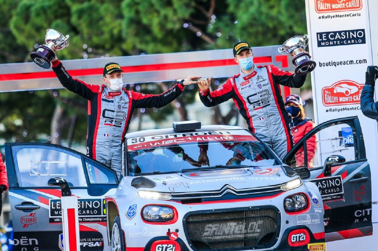 Citroen C3 Rally2: svelati gli equipaggiamenti per il 2021