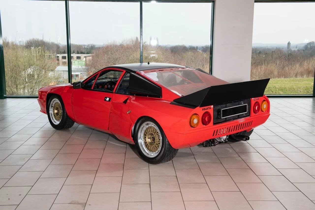 Lancia 037 Abarth Rally