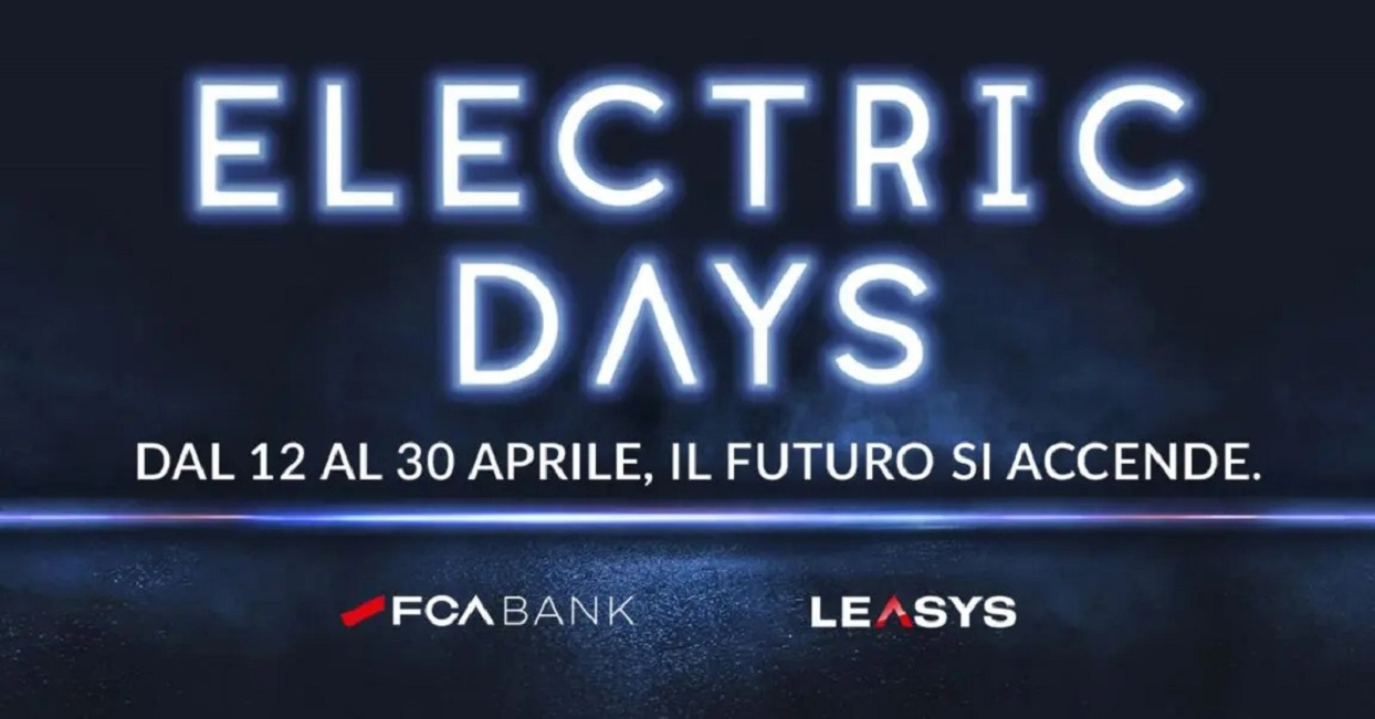 Leasys Electric Days