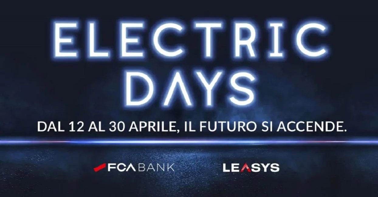 Leasys Electric Days