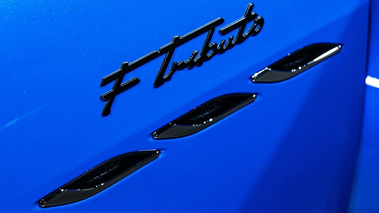 Maserati F-Tributo