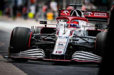 GP Portogallo 2021: il venerdì di Alfa Romeo Racing