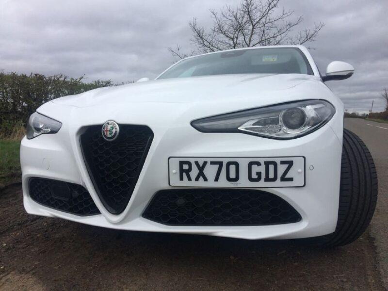Alfa Romeo Giulia Sprint: la recensione