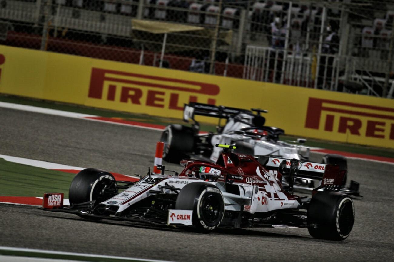 Antonio Giovinazzi: ci sono dei miglioramenti nella sua terza stagione in Formula 1